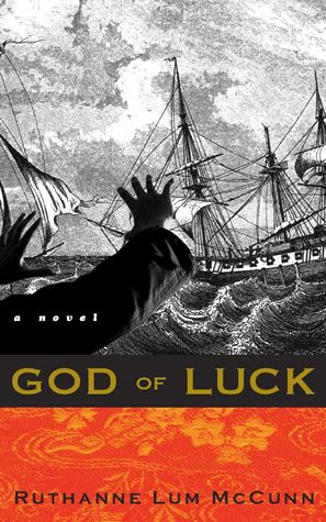Cover for God of Luck