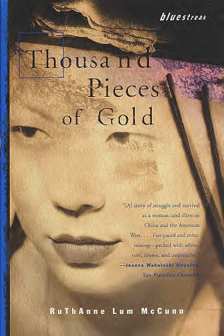 Cover for Thousand Pieces of Gold